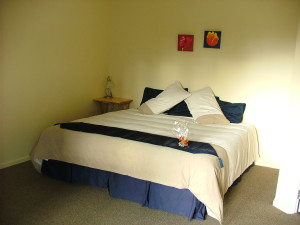 Tui Double Bed - Bridge Valley Accommodation