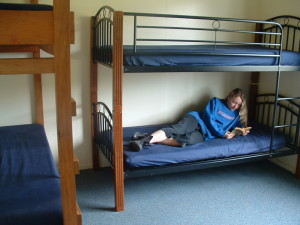 Cabins and bunk beds - Bridge Valley Accommodation