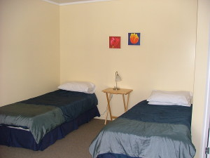 Tui Room - Bridge Valley Accommodation